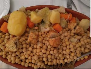 cocido con relleno en madrid