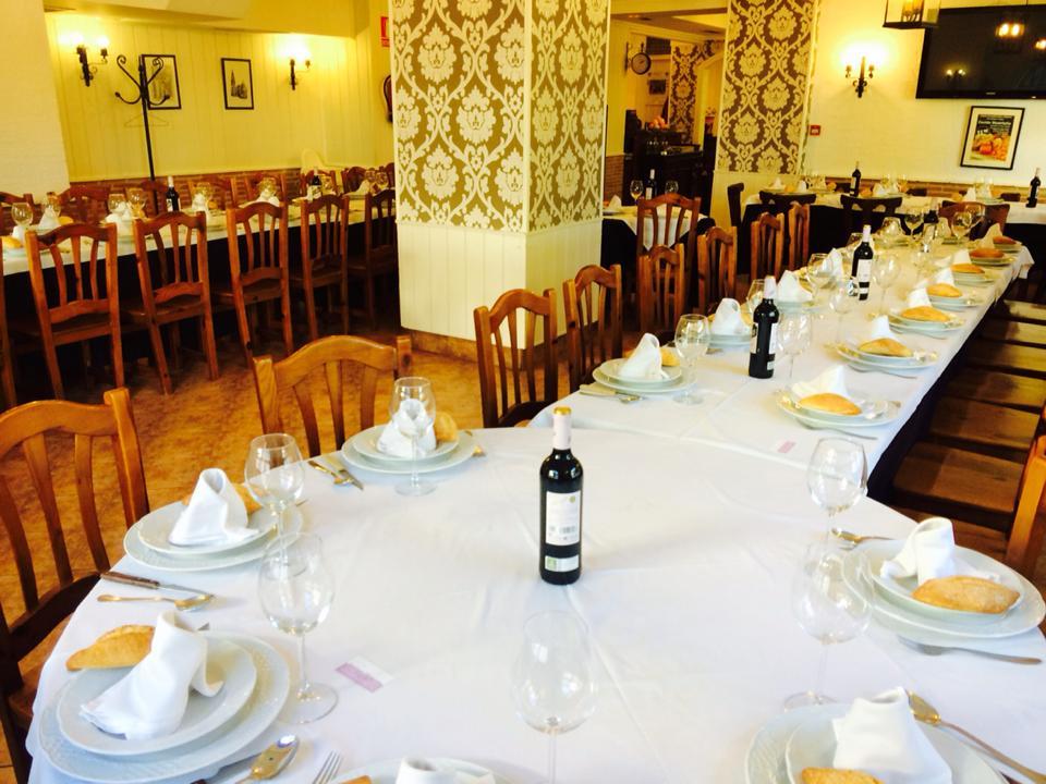 restaurante para comuniones vallecas