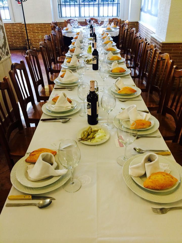 restaurante para celebraciones de comuniones
