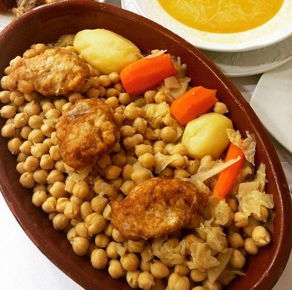 cocido madrileño barato en madrid
